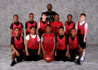 Boys and Girls Club Basketball 2011
