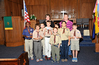Boy Scouts - First Christian Church